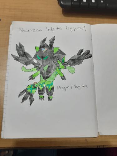Necrozma Infection