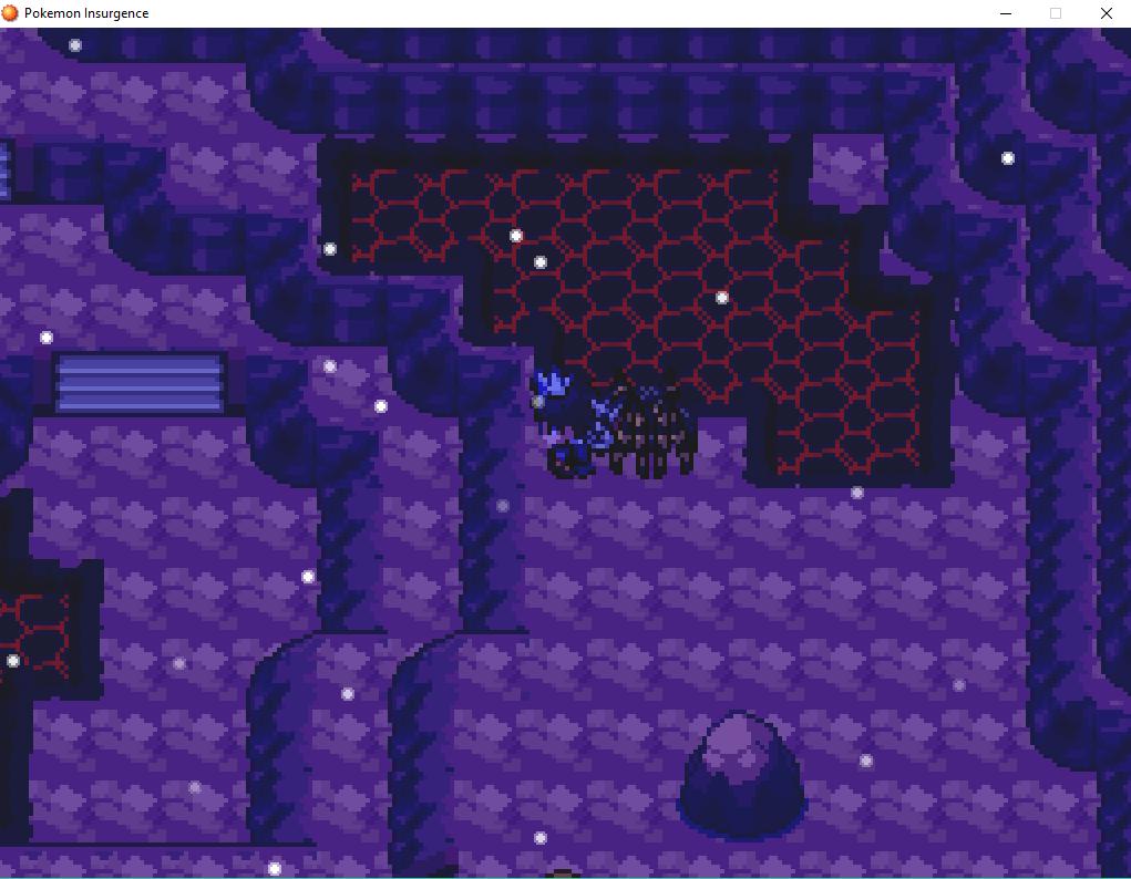 pokemon insurgence rose crater