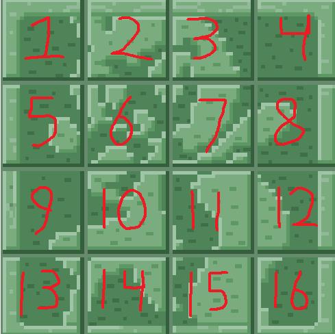 Meloetta numbered